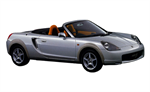 Запчасти Toyota Mr 2