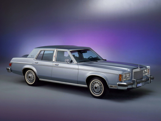 Запчасти Lincoln Versailles