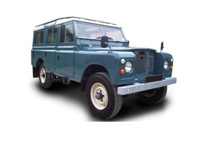Запчасти Land Rover Serie ii