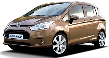 Запчасти Ford B-max