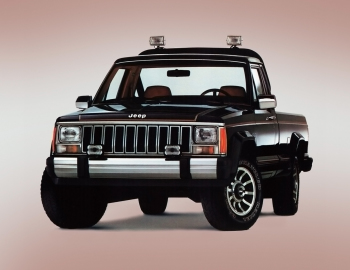 Запчасти JEEP COMANCHE MJ Пикап